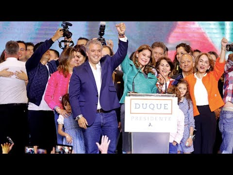 Far-Right Wins Presidency in Colombia: 'A Frightening Result'