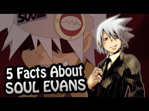 Top 5 Facts - Soul Evans