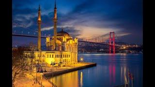 مشاهد من اجواء عيد الفطر 2019 في إستانبول ( اورطاكوي + تلة العرائس )