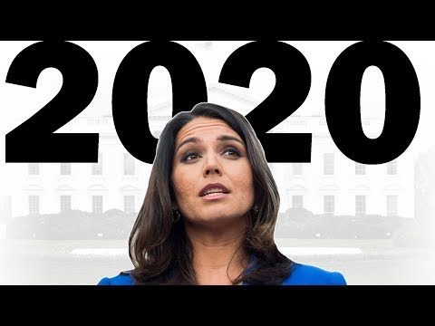 Tulsi Gabbard Offers Sharpest Rebuke of Military Industrial Complex