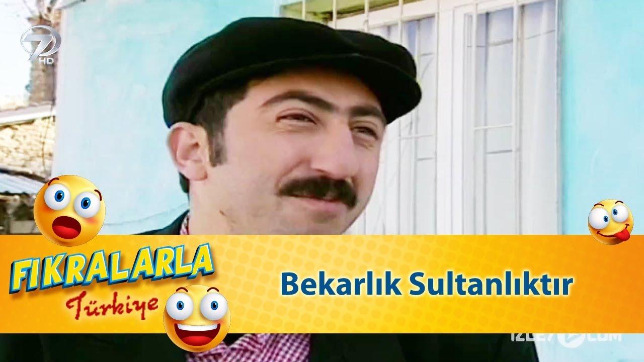 Evde Kaldım - Türk Fıkraları 445