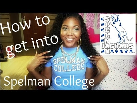 Spelman College (Atlanta) Common Application Essay