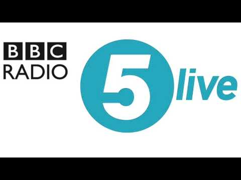 BBC 5 live Oculus Rift Guy Cocker Stuff interview