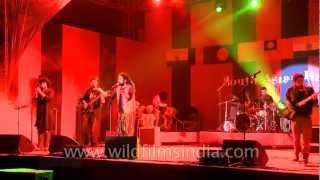 NASYA sings Ustad Nusrat Fateh Ali Khan