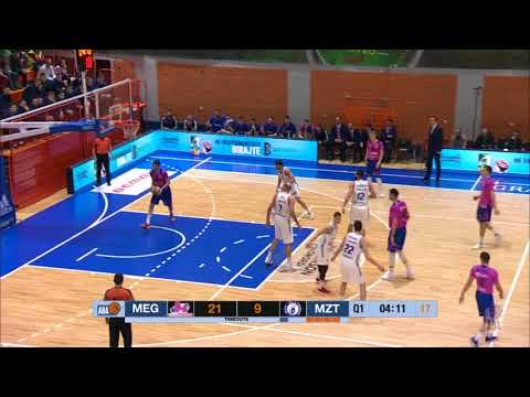 There is no offside in #basketball... (Mega Bemax - MZT Skopje Aerodrom, 30.1.2018)