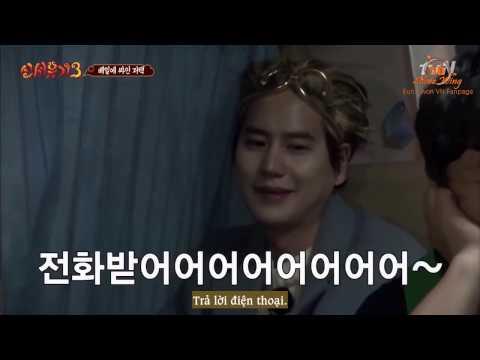 [Vietsub] New Journey to the West - Eun Jiwon Cut Ep 1 - PART 2