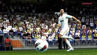 PES 2013 - Pro Evolution Soccer 2013 E3 trailer