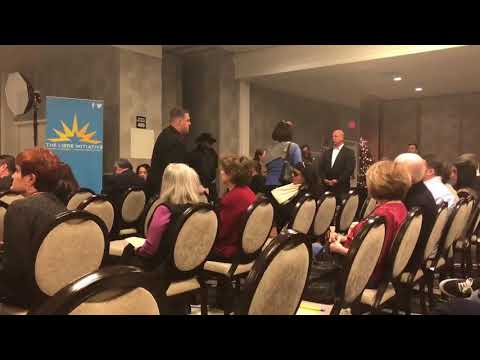GOP Sen. Dean Heller Kicks Cancer Victim Out Of Town Hall
