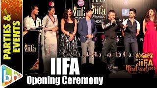 BLOCKBUSTER Opening Ceremony Of IIFA Madrid 2016 | Salman | Priyanka | Deepka