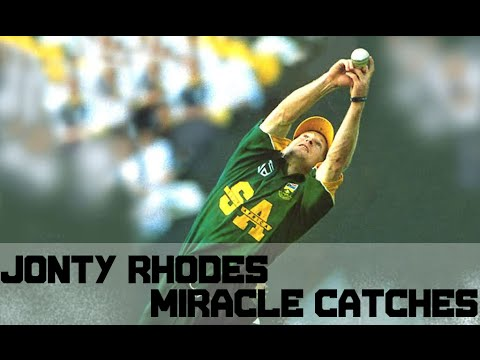 Jonty Rhodes Best Cricket Catches Ever In The World