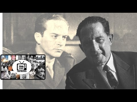 Guatemala After Arbenz Ousted in CIA-backed Coup - Ydigoras First Interview