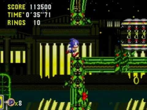 [Sonic the Hedgehog CD] Robot Generators - Stardust Speedway