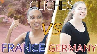 FRANCE VS ALLEMAGNE CHALLENGE- YOLINE972