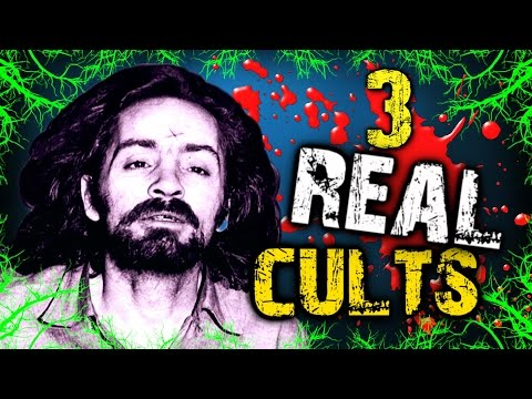3 SCARIEST and DEADLIEST Real Cults to EVER Exist | ☠ WTF!