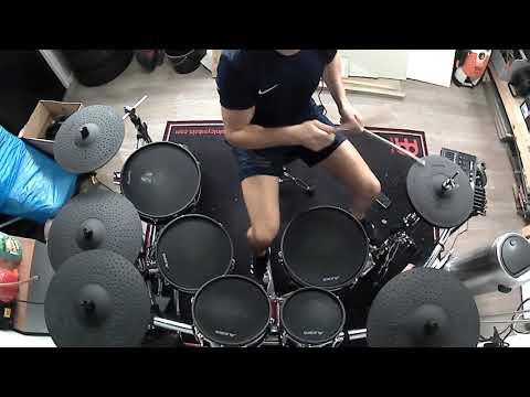 Limp Bizkit - Golden Cobra (drum Cover)