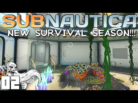"""DOUBLE DECKER AQUARIUM!!!"" Subnautica Ep 02 1080p HD PC Gameplay Walkthrough"