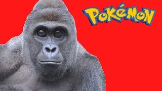 People Want Harambe To Become A Pokemon...Because Dank Memes