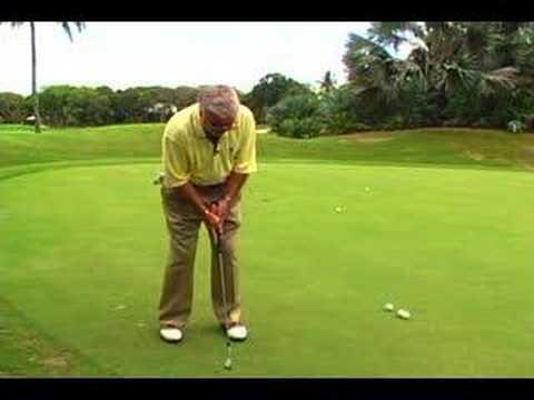 Golf Tip: Putting; Jimmy Ballard