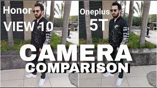 Honor View 10 vs Oneplus 5T Camera Comparison   Honor View 10 Camera Review Oneplus 5T Camera Review