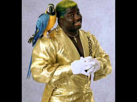 wwf the birdman koko b ware 2nd theme piledriver youtube. Black Bedroom Furniture Sets. Home Design Ideas