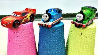 Kinetic Sand Toys, Disney Cars&Thomas,Colors for Kids SuperToyzCollector