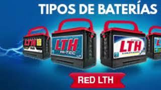 Baterías para auto coche marca lth óptima de gel duracell gonher innobat trojan  Battery él master