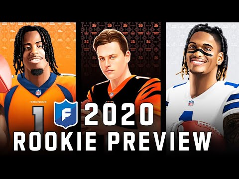 FULL Rookie Fantasy Preview: Rankings, Sleepers, & More!