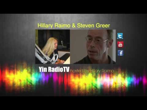 033 Dr  Steven Greer & Hillary Raimo The Disclosure Project @YinRadioTV