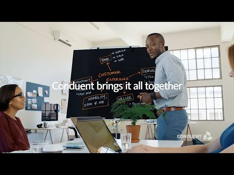 Healthcare Payer Solutions from Conduent