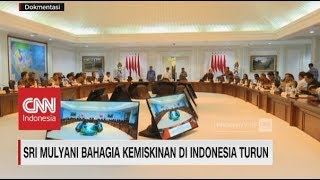 Video Sri Mulyani Bahagia Kemiskinan di Indonesia Turun download MP3, 3GP, MP4, WEBM, AVI, FLV September 2018