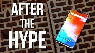 OnePlus 6 Review - After the HYPE !