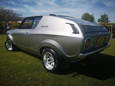 1974 Datsun Cherry 120A Coupe KPE10 Restoration