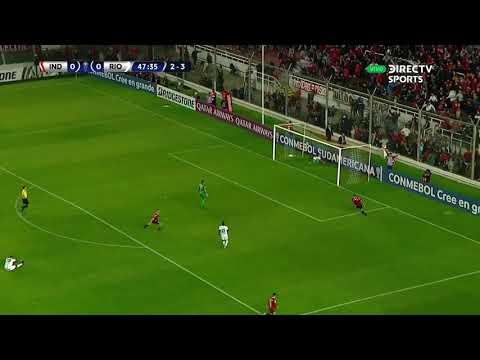 Independiente venció 2 a 0 a Rionegro Águilas y consiguió la clasificación