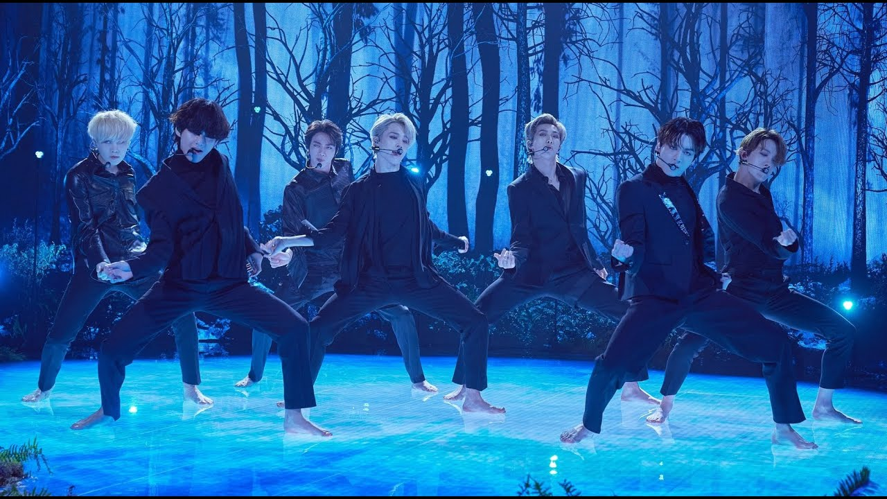Bts Black Swan Performance Proves They Re The Worst Band In The