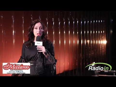 Non è vero ma ci credo Enzo Decaro -Anita Sorano - il Teatro in Radio - teatro Al Massimo-Radioin102