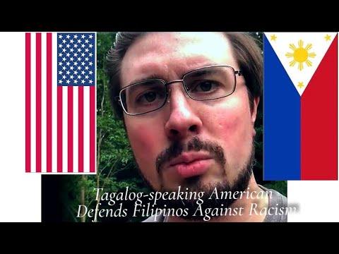 American Defends Filipinos (Pagtanggol Para Sa Mga Pilipino)   @Puting Pinoy