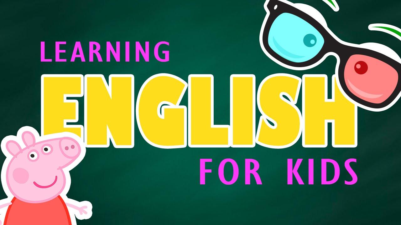 Learning English for Kids | English for Children | Preschool ...