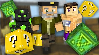 LUCKY BLOCKS | Vegetta VS sTaXx VS Willyrex