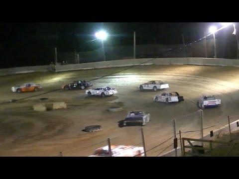 Pure Stock Mechanic Race | Old Bradford Speedway | 9-11-16