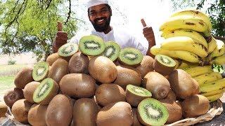 KIWI Fruit Smoothie Recipe   For Hungry Kids  Nawabs Kitchen