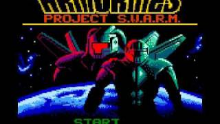 Armorines - Project S.W.A.R.M. - Title Theme (Game Boy Color)