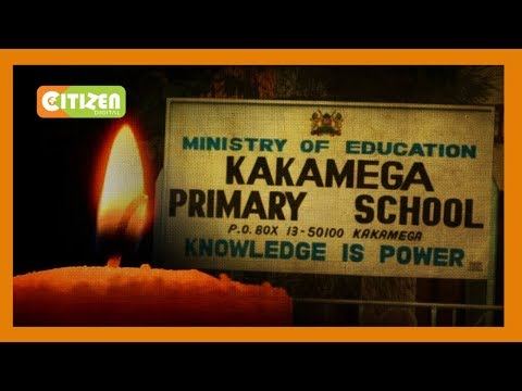 Wanafunzi Wasimulia Yaliyojiri Wakati Wa Mkasa Shuleni Kakamega