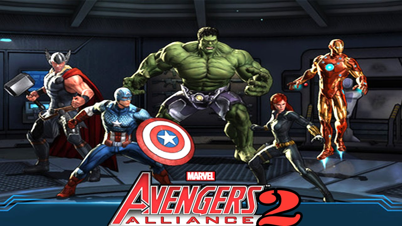marvel avengers alliance 2 android game review steemit. Black Bedroom Furniture Sets. Home Design Ideas