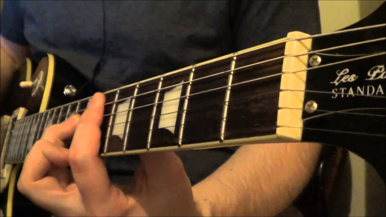 Green Day American Idiot Guitar Cover Hd With Lyrics Chords Youtube