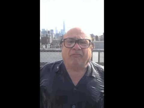 Danny DeVito & Trollfoot - ALS Ice Bucket Challenge