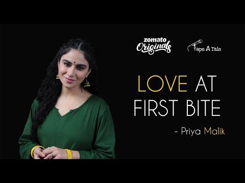 Love at first bite - Priya Malik   Hindi Storytelling   Tape A Tale