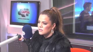 Khloe Kardashian Talks To Max