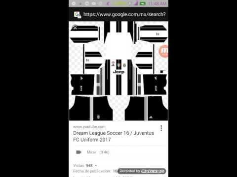 7331ef028 Equipaciones 2017!! - Dream League Soccer! - YouTube