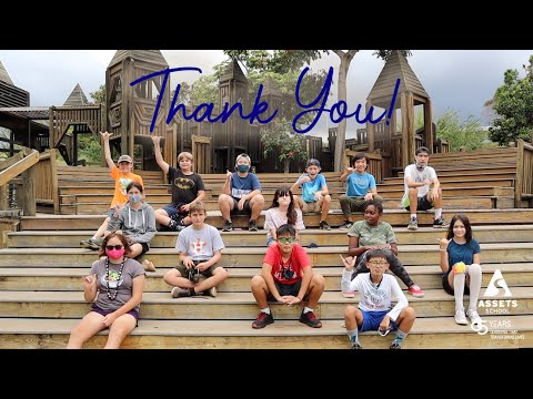 Assets School Students Thank You For Your Support!