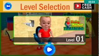 Baby Toilet Training Andriod Gameplay